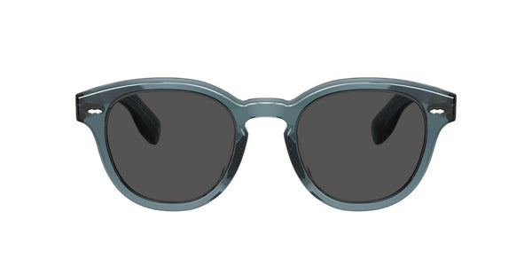 OLIVER PEOPLES - Cary Grant Teal Sunglasses