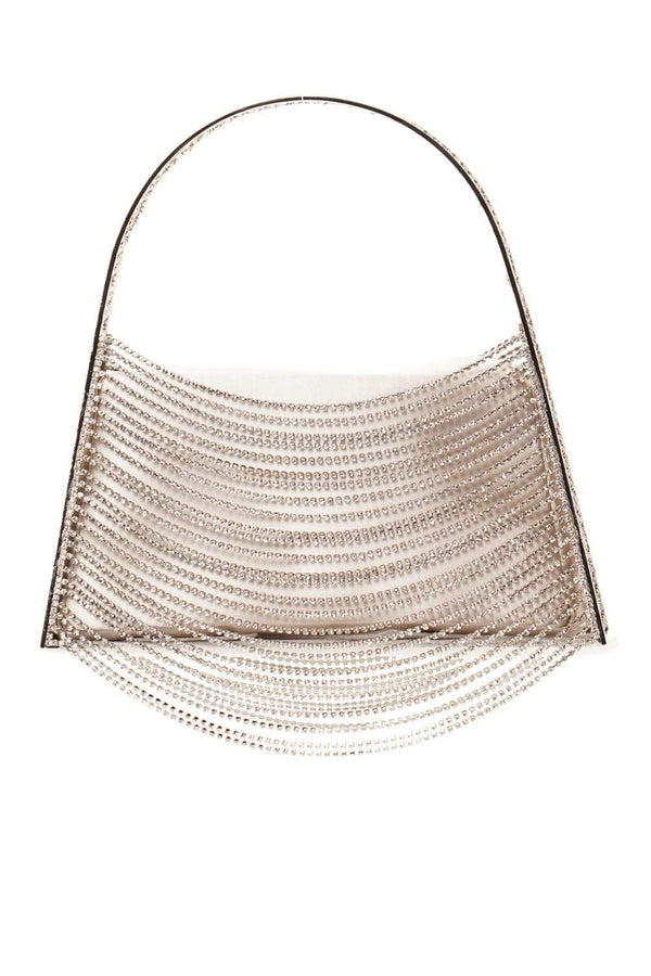 Lucia In The Sky Crystal Embellished Top Handle Bag