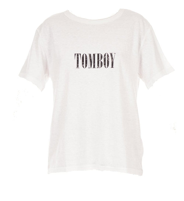 Auguste the Label - Tomboy White Tee