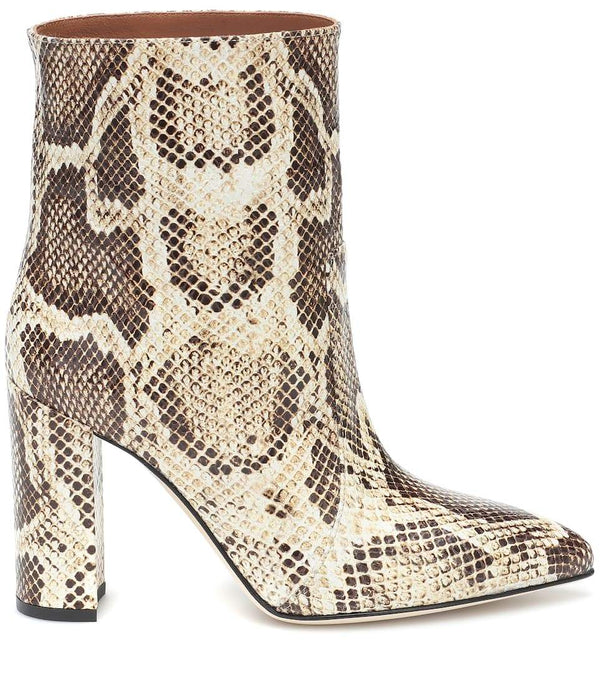 Paris Texas - Python Print Pull On Bootie