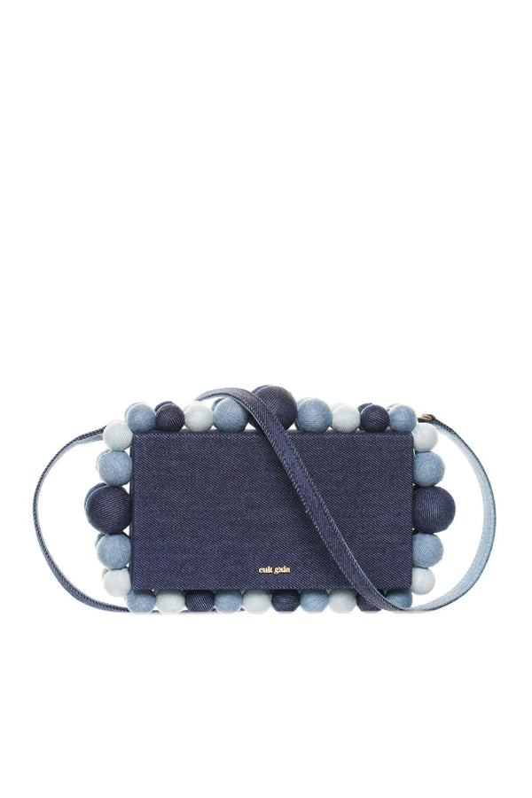 EOS Indigo Multi Crossbody Box Clutch