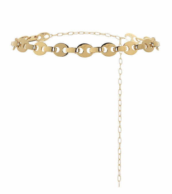 Paco Rabanne - Eight Gold Link Belt