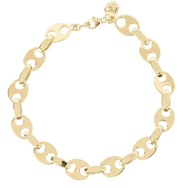 Paco Rabanne Eight Nano Gold Bracelet