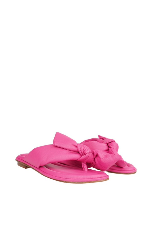 Alexandre Birman Soft Clarita Candy Thong Sandals