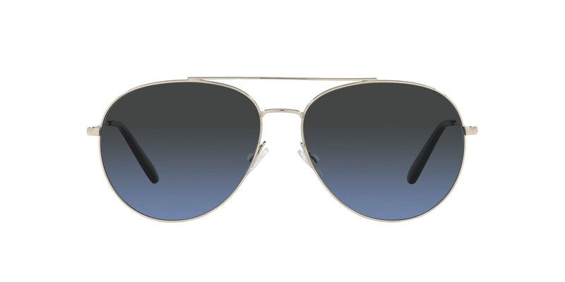 OLIVER PEOPLES Airdale Dark Azure Gradient Polar Sunglasses