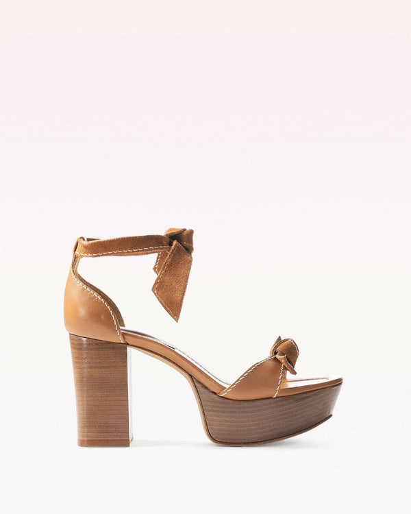 Alexandre Birman - Clarita Leather Platform Sandal