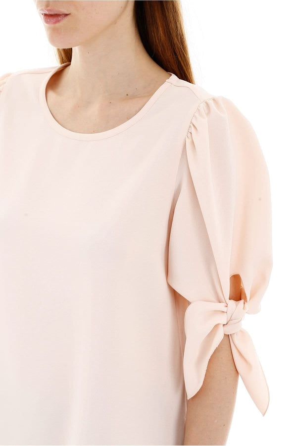 See by Chloé - Tie Sleeve Blouse
