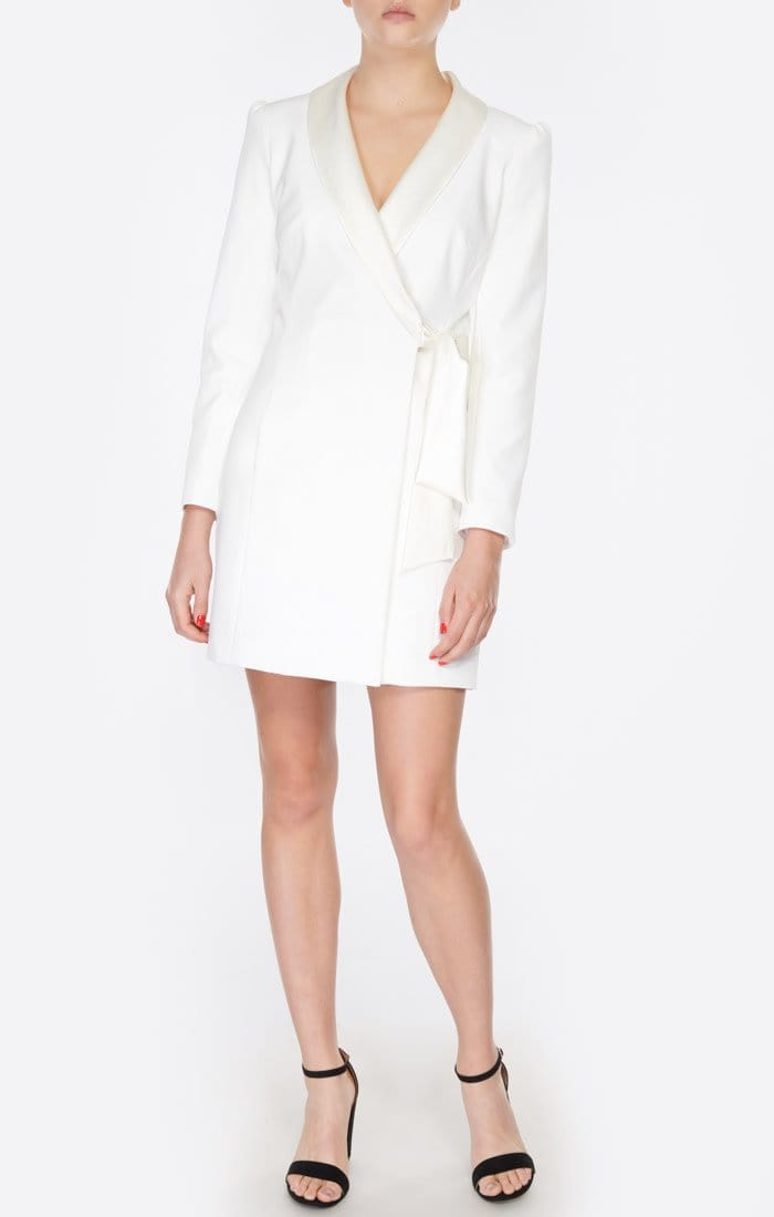 Cady Heather Blazer Dress