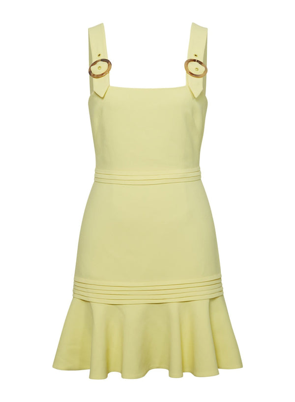 Jonathan Simkhai - Clara Crepe Mini Dress