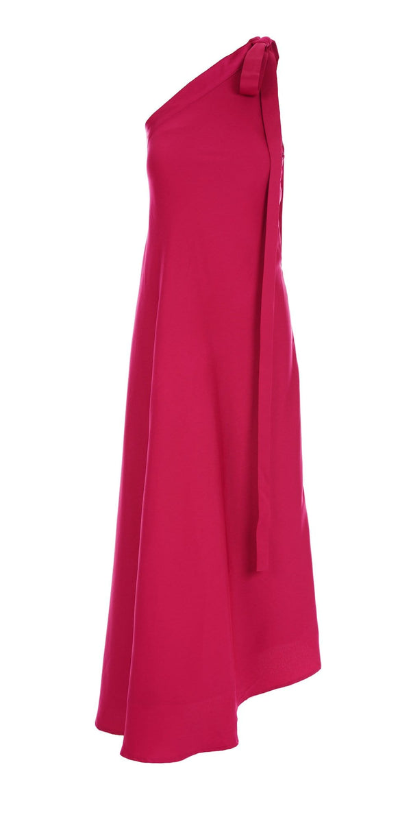 Cult Gaia - Florence One-Shoulder Asymmetrical Gown