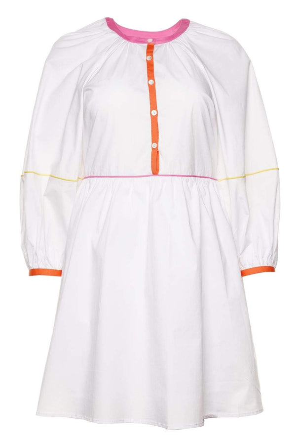 Demi Cotton Poplin Mini Dress