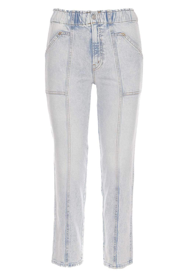 MOTHER Denim The Springy Ankle Finale Jeans