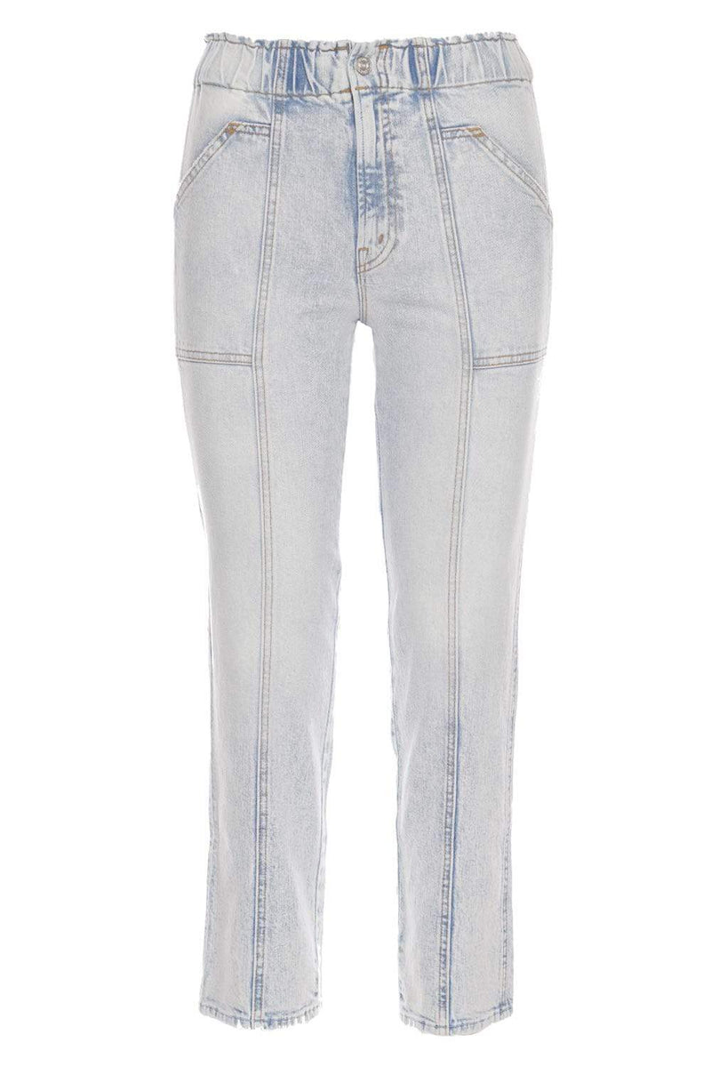 The Springy Ankle Finale Jeans