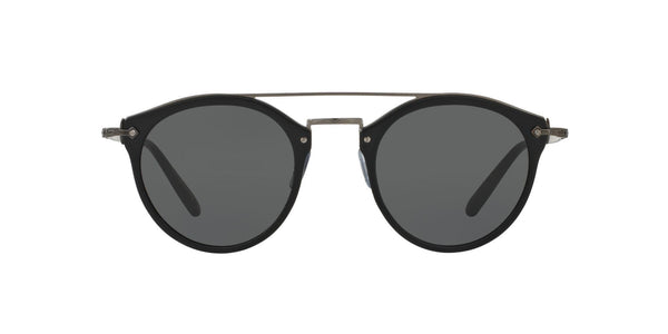 OLIVER PEOPLES - Remick Matte Black Sunglasses