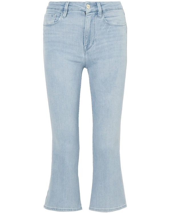 FRAME - Le Crop Mini Boot Cut Carnation Jeans