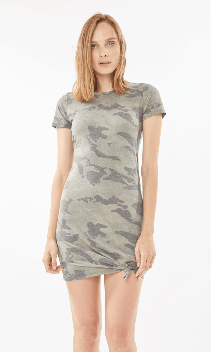 Generation Love - Holly Knotted T-Shirt Dress