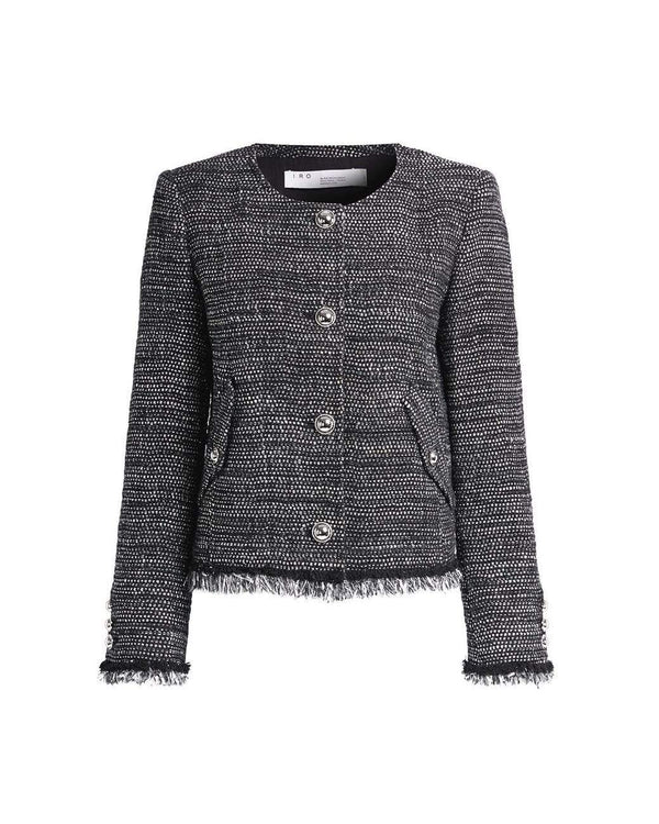 Shakes Sparkle Tweed Jacket