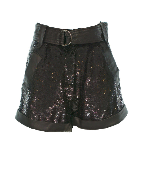 IRO - Baranca Sequin Shorts