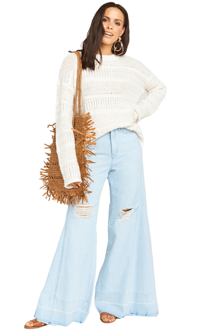 Show Me Your Mumu - Jax Knit Pullover