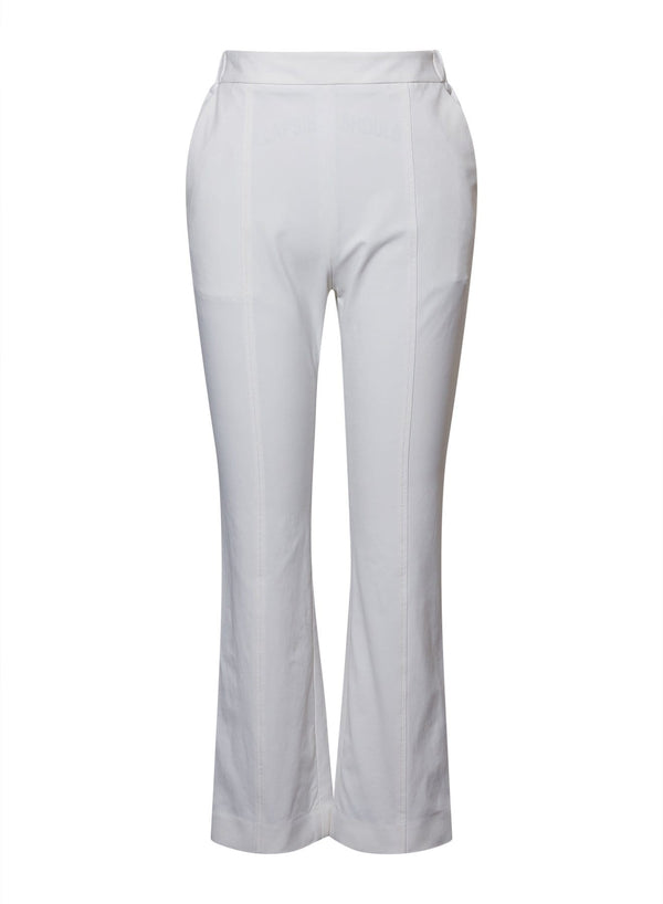 Jonathan Simkhai - Joanna Tech Stretch Crop Pant