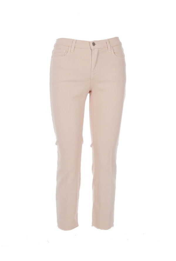 L'AGENCE - Sada High Rise Crop Jean
