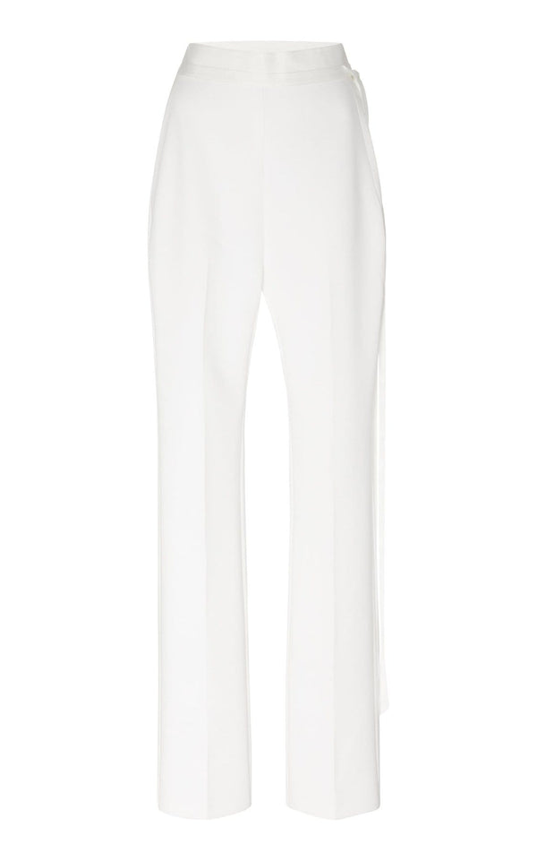 UNTTLD White Straight Leg Trouser