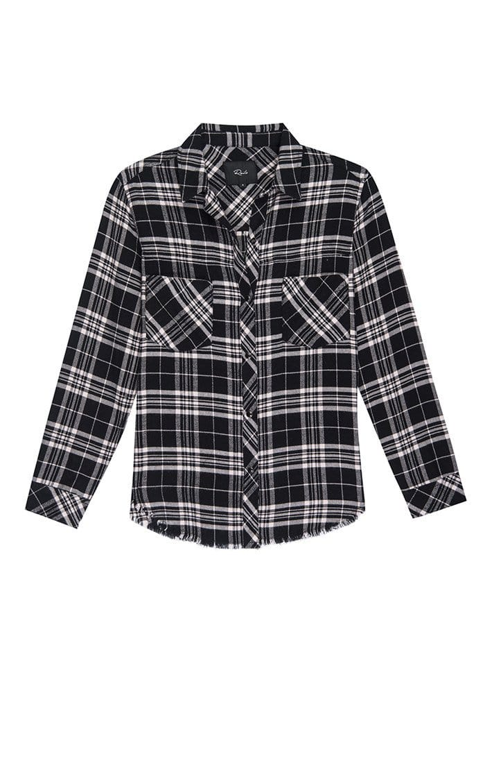Leo Plaid Button Down Shirt