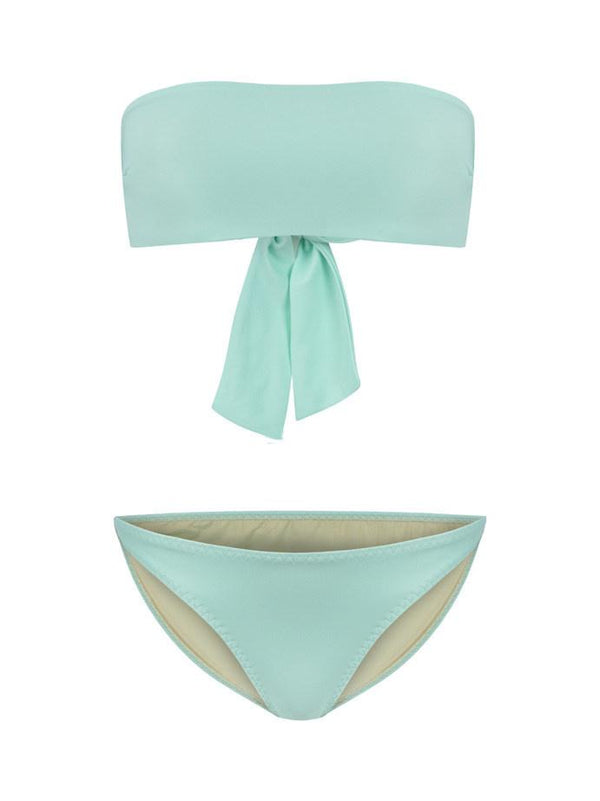 MY BEACHY SIDE - ELIF BANDEAU BIKINI