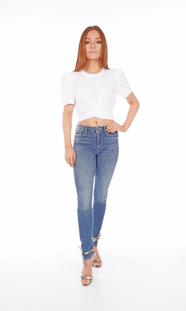 MOTHER Denim The Looker Skinny Jean