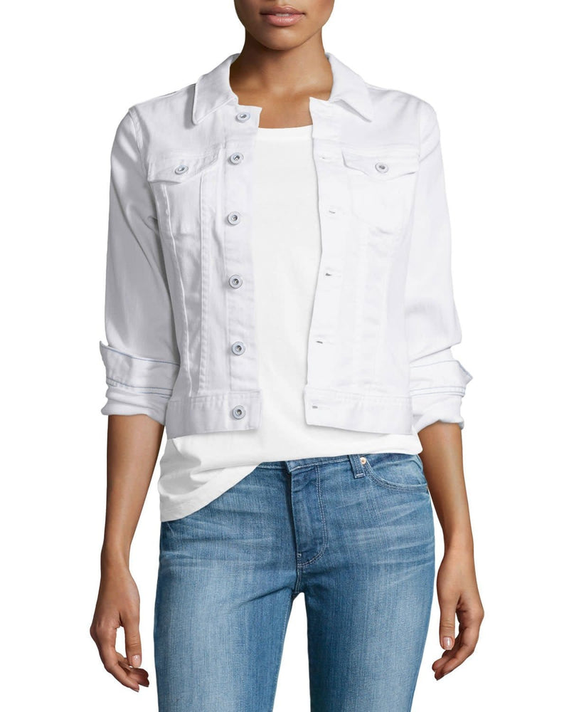 ROBYN JACKET TRUE WHITE
