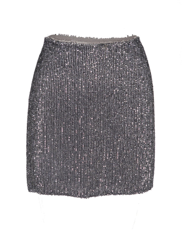 Retrofête - Frances Sequin Mini Skirt