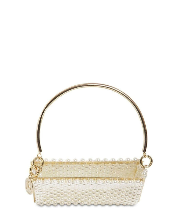 Calipso Pearl Top Handle Bag