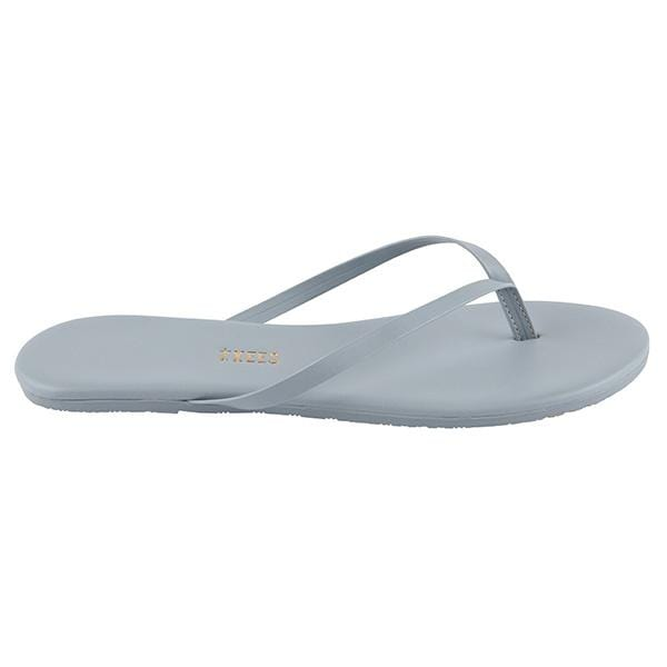 TKEES Light Blue Thong Sandal