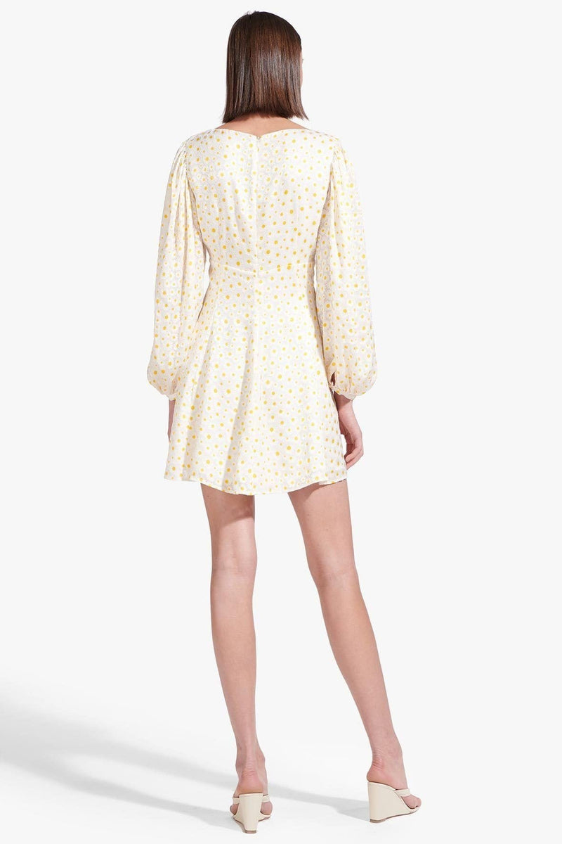 Staud - Juniper Daisy Mini Dress