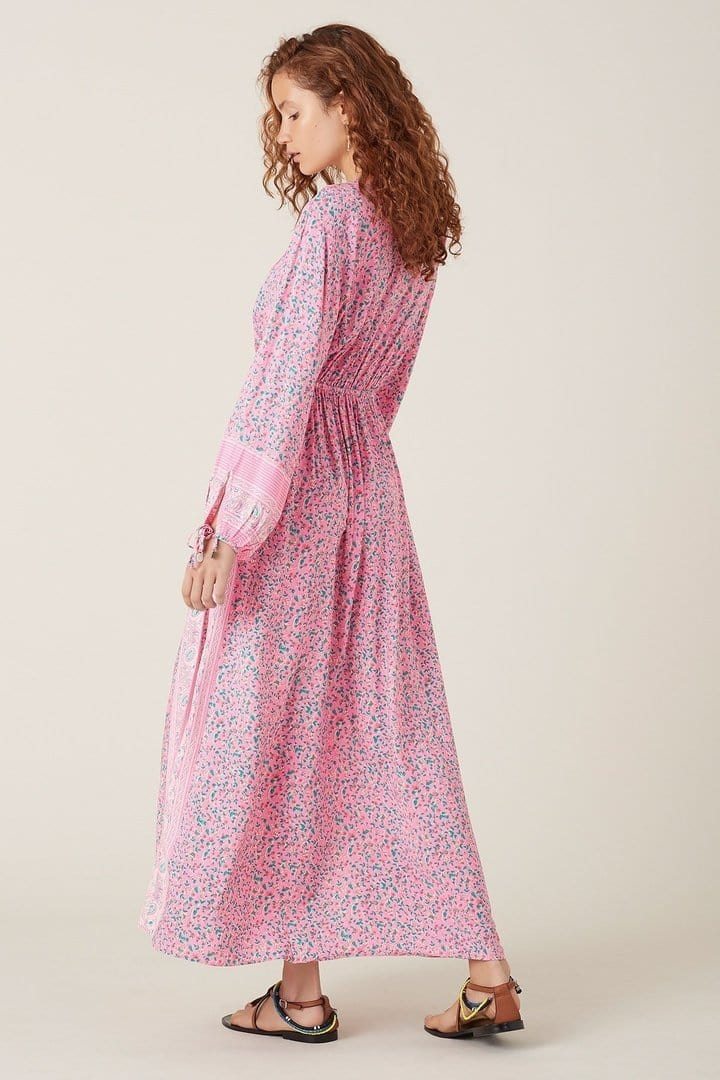 Malia Long Sleeve Maxi Dress