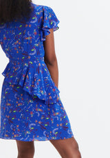 Tanya Taylor - Madelena Floral Ruffled Dress