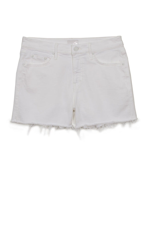 MOTHER Denim - The Sinner Short Fray