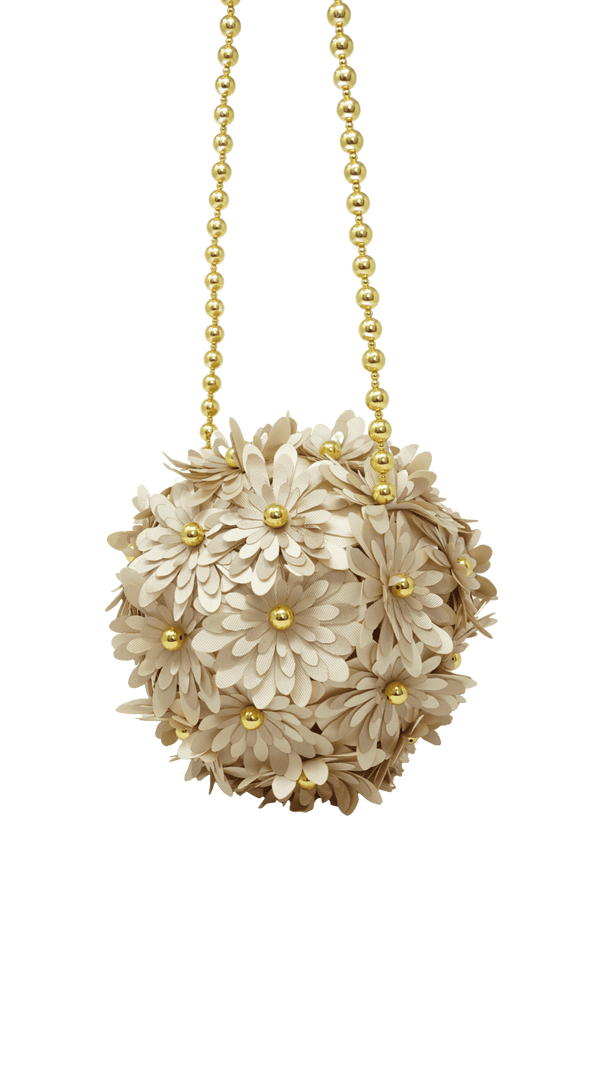 Inflorence Floral Sphere Bag