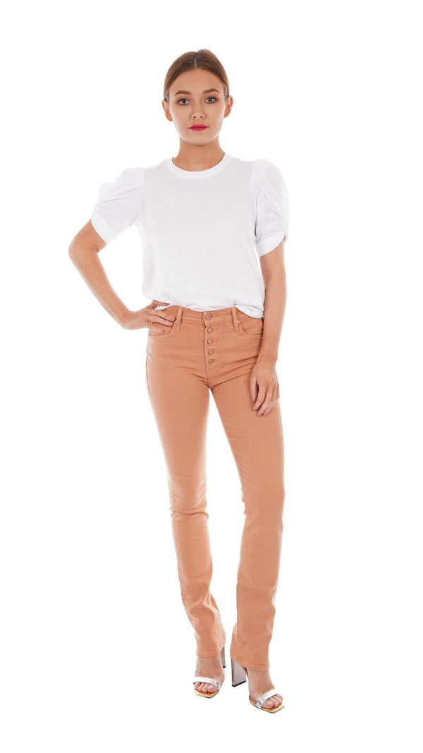 The Pixie Dazzler Sneak Jeans Toasted Nut