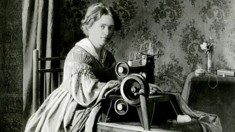 How the sewing machine accidentally liberated women