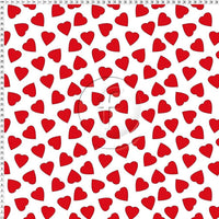 Love Hearts Valentines Print