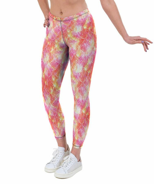 Mystique Print Lycra Leggings