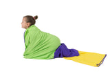 Harlequin Lycra Sensory Integration and Play Tunnel (for Play, Autism and Special Needs) - Halcyon Blue Ltd