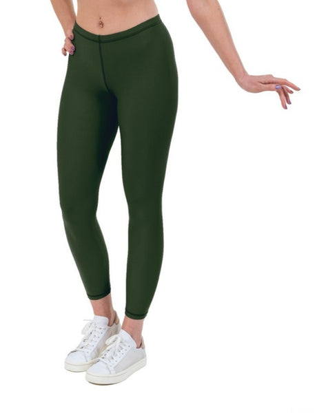 Survivor Lycra Leggings - Sports Fabric