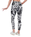 Solaris Print Lycra Leggings