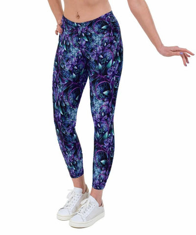 Wonderlust UV Print Lycra Leggings