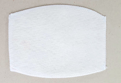 Filter for Halcyon Blue Face Masks - Washable & Reusable