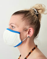 Antimicrobial Filter Face Mask - Washable & Reusable