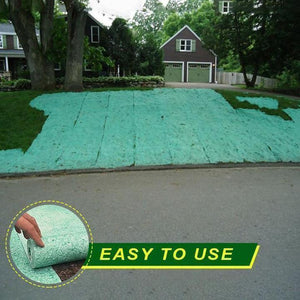 50% Off Biodegradable Grass Seed Mat