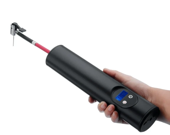 Small and portable- portable electric air pump